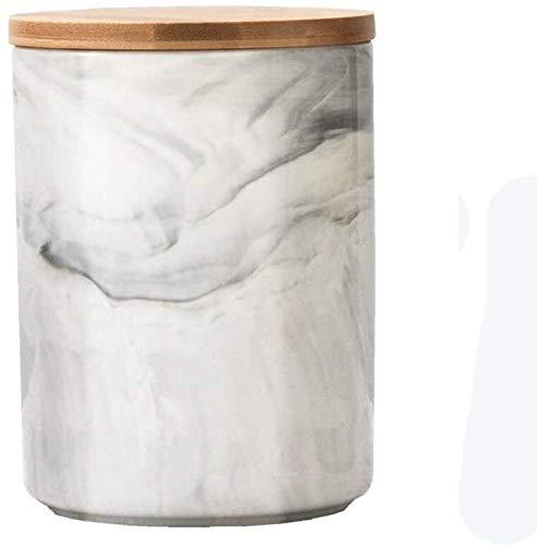 Urna Para Cenizas Humanos Pequeña funeraria urnas for cenizas, Human pequeña Memorial urnas, mármol Patrón de cerámica sellada tarro de recuerdo, El entierro de la urna en casa o en el cementerio, per