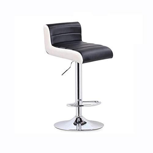 LJBXDCZ NJ barkruk keuken barkruk bar stoelen, hoge stoel barstoel/metalen stoel koffie eetkruk instelbare hoogte barroom lounge stoel (multicolor optioneel) energieniveau A ++++