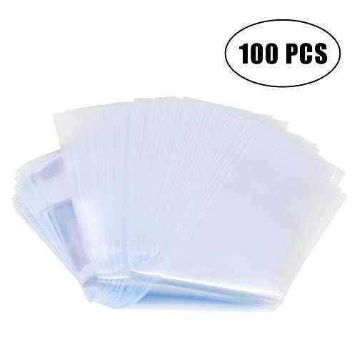 100 Stück Fernbedienung Schutz-Hülle Abdeckung Universal-Größe gegen Staub Schmutz Öl Bakterien für Hotels und Ferienwohnungen