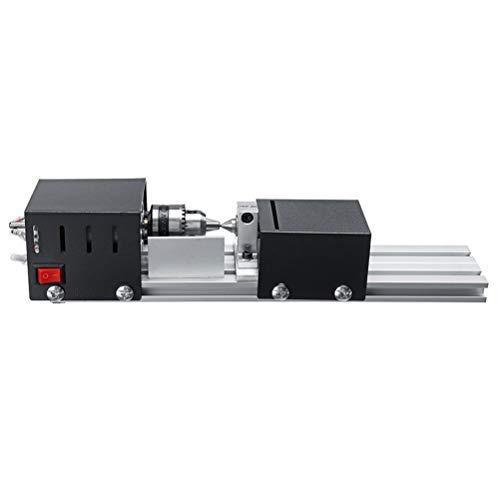 Release Mini Torno de 24V 200W máquina de Cuentas de carpintería DIY...