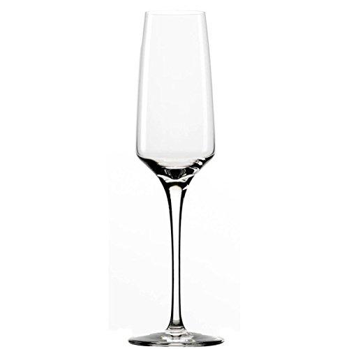 Guy Degrenne Muse - Flute da Champagne, Confezione da 6