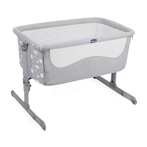 Chicco Next2Me Side Sleeping Crib Elegance