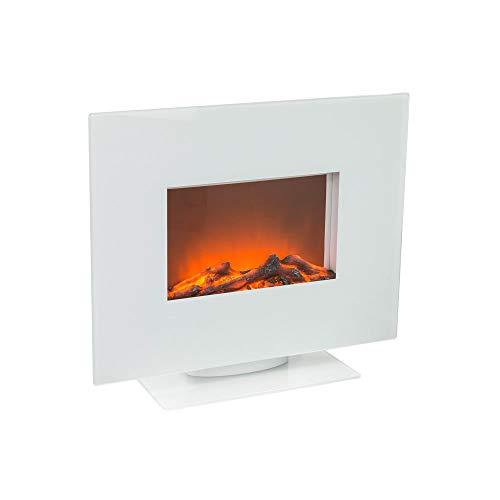 BHP Stand Wand Steh Heizung Elektro Fernbedienung LED Flammen Effekt B991849-3
