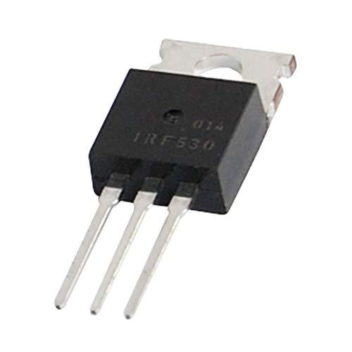 IRF530 100V 14A N-Kanal-Leistungs-MOSFET TO-200AB 5-tlg