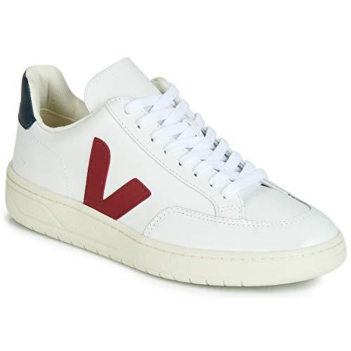 XD021955 - Sneaker da Donna e da uomo VEJA in Pelle Linea V-12