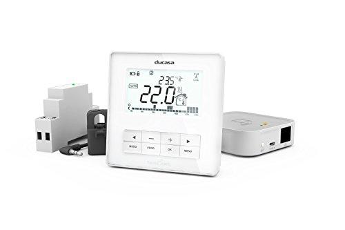 Ducasa IEM – besturing 3G WiFi Boiler + energie
