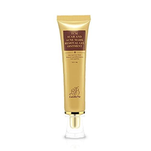 Berrywho Cosméticos Productos de Belleza 1bottle acné Crema de Cicatrices de Cicatrices de Cicatrices de Cicatrices de fórmula Natural Tratamiento de reparación de la Piel para Recortes (30 ml / 1oz)