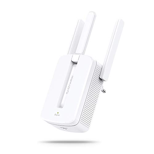 Mercusys Wlan Repeater N 300Mbps WiFi Extender Wireless versterker MW300RE (N300, 2 externe antenne)
