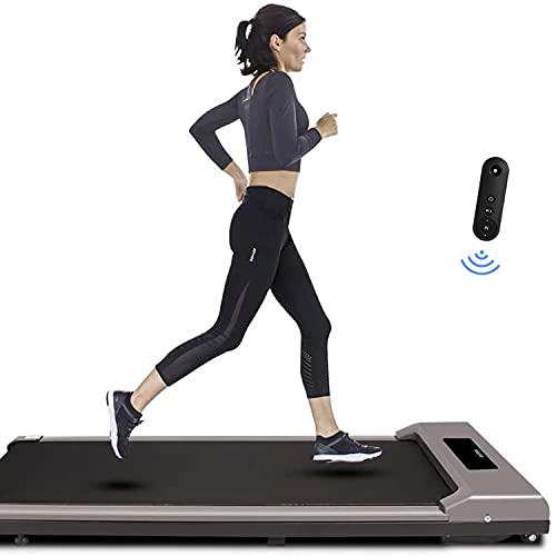 Under Desk Treadmill, Walking Machine Portable Space Saving Fitness...