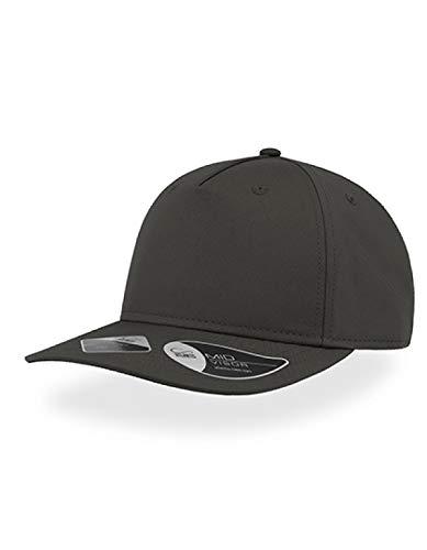 Atlantis Baseball-Cap Basecap Baseballmütze Kappe mit UV-Schutz RAY Cap (White)