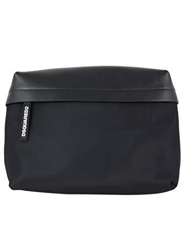 Luxury Fashion | Dsquared2 Heren BBM0010117028662124 Zwart Polyamide Heuptas | Lente-zomer 20