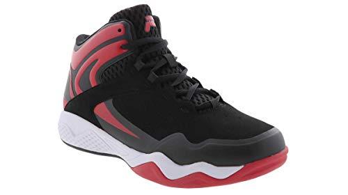 Fila Torrando 8 Basketball Shoe Black in Size 10