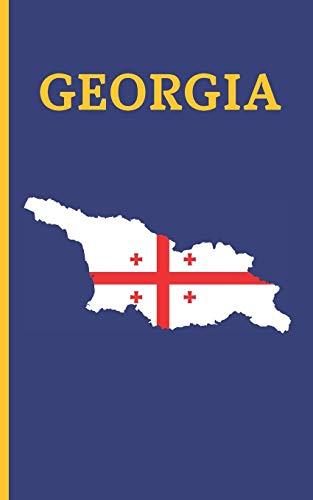 GEORGIA: DIARIO DE VIAJE. EDICIÓN ESPECIAL BOLSILLO. CUADERNO REGISTRO DE HOTELES, VUELOS, LISTA DE EQUIPAJE Y  LUGARES A VISITAR. INCLUYE ADEMÁS ... O MEJORES MOMENTOS Y DATOS DE INTERÉS.