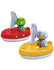Aquaplay 2 Veleros + 2 Marionetas