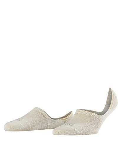 FALKE Damen Füßlinge Step - Baumwollmischung, 1 Paar, Elfenbein (Cream 4019), Größe: 37-38