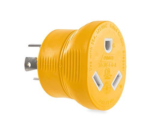 Camco 55338 Powergrip 30 Amp 4 Prong Gen Buy Online In Cayman Islands At Desertcart