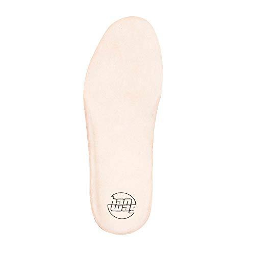 Hanwag Footbeds Leather Vegetabil - Natur