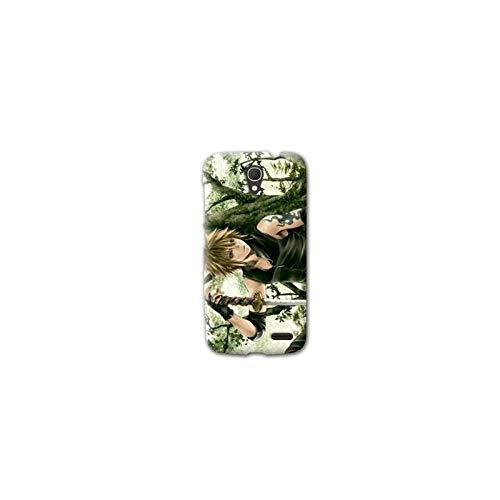 Coque pour HTC Desire 620 Manga - Divers - Bois