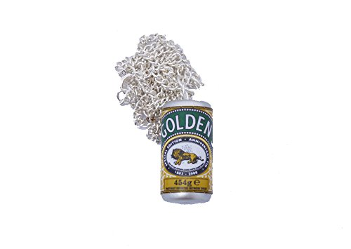 Golden Sirup kann Halskette