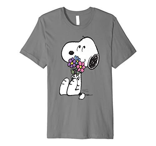 Peanuts Snoopy Flowers