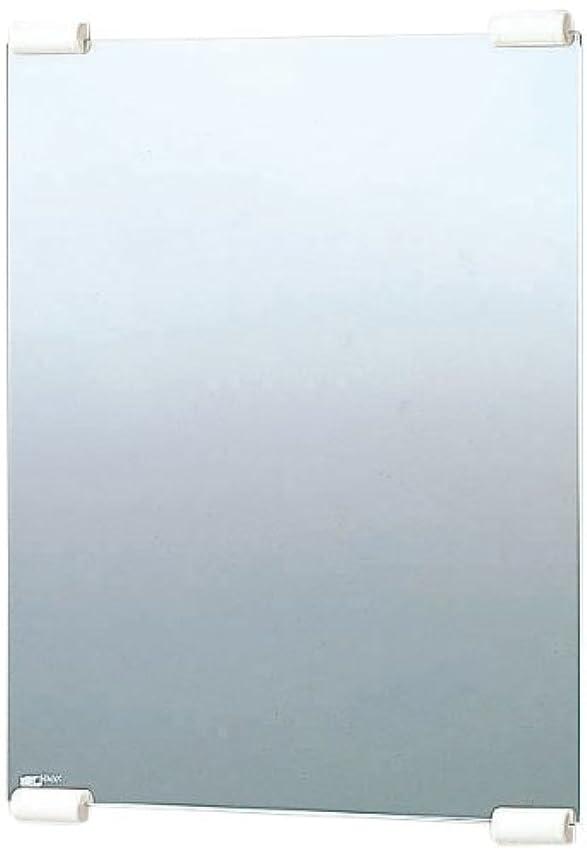帰るトランスペアレント分岐するLIXIL(リクシル) INAX 化粧鏡(防錆) アクセントタイプ 457×20×633(鏡457×5×610) KF-4560AP