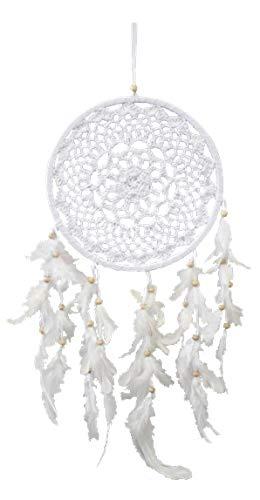 Attrape-rêves crochet blanc Suprême - GM