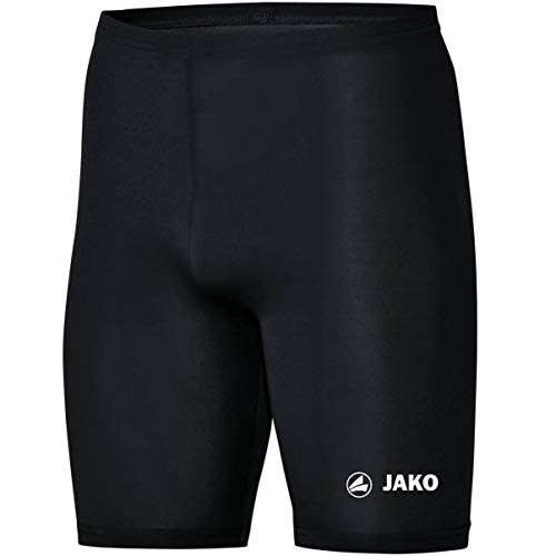 JAKO Kinder Tight Basic 2.0, Schwarz, 140