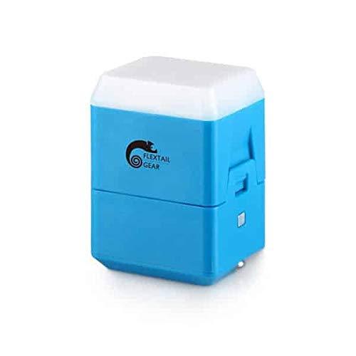 Flextail Gear - Helio - Camping lamp - Blauw - 200 Lumen