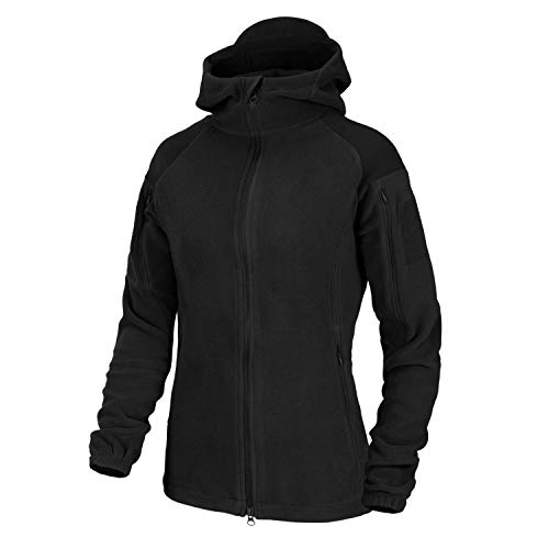 Helikon-Tex Women's Cumulus Jacket - Heavy Fleece SCHWARZ S/Regular