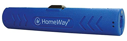 Homeway HW-Abisolierwerkzeug HAXHSE-00000-C003 Spezialwerkzeug für Kommunikationstechnik 4250679715576