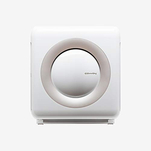 Coway AP-1512HH White HEPA Air Purifier, 16.8 x...