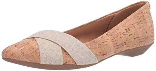 Top 10 best selling list for cork ballet flats shoes