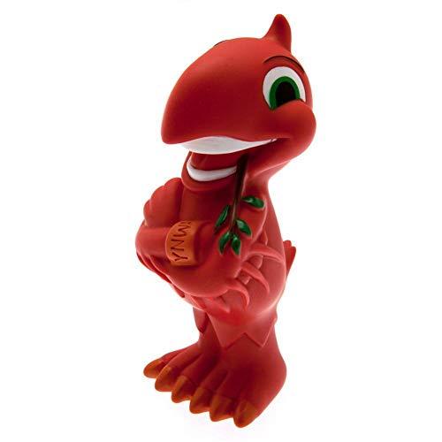 Liverpool FC - Juguete de goma para bañera oficial Mighty Red (Talla Única) (Rojo)