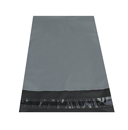 25 x Strong Large Grey Mailing P...