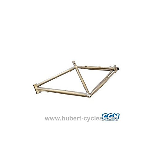 Zyklen Hubert Rahmen MTB Alu roh Disc 1P18, M-45