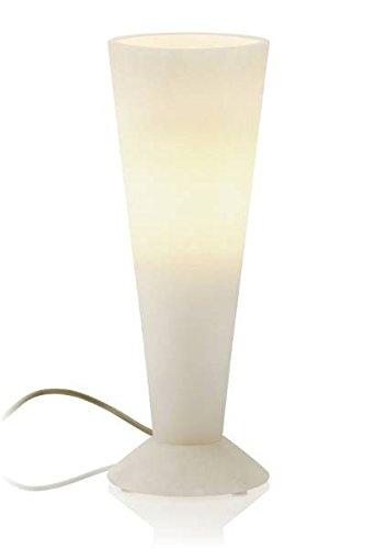 Alabasterlampe Apollo Creme - Original ALATURA Alabaster Regalleuchte Alabasterleuchte