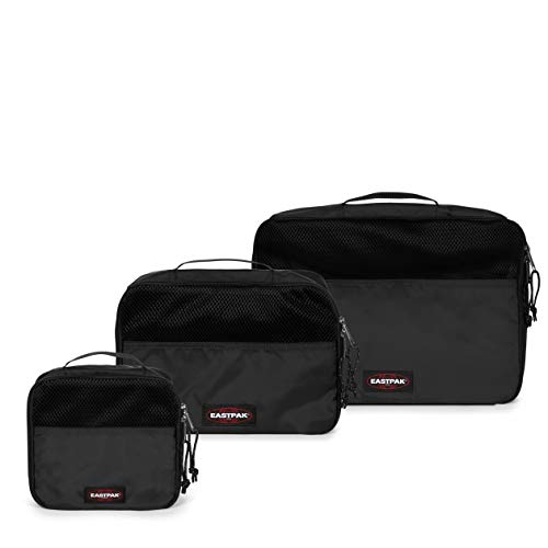 HOLLIS Packing Cubes, 30.5 cm, 12.5 L, Black (Schwarz)