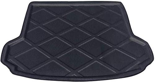 ZYLFP Boot Trunk Mats For Freelander 2 2007-2017, Rubber Non-Slip Dust-Proof Floor Mats Car Accessories