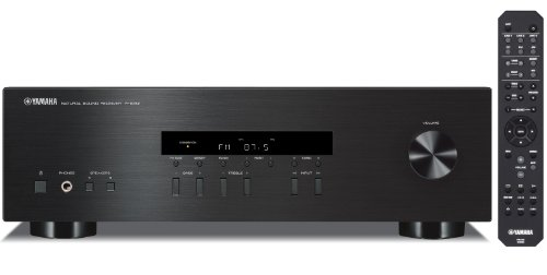 Yamaha Natural Sound Stereo Receiver (R-S201BL)