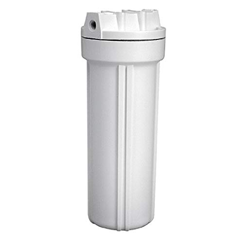 Watts Water Technologies FH4200WW12 Flow-Pur Replacement Filter Housing and Canister, White
