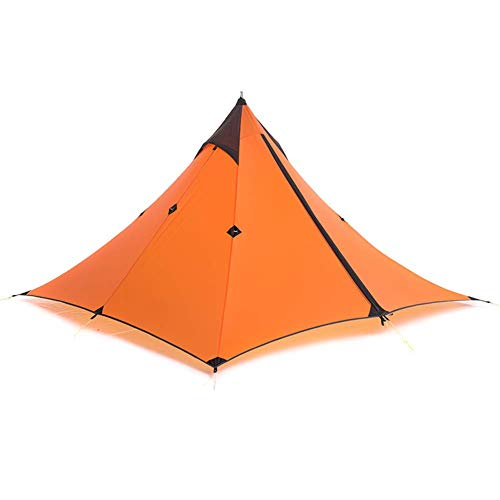 COOLLL Shower Tents for Camping,Double Layer Dome Tent, Dome Tent, Pop Up Tents for Person Automatic Opening Double Layer Tent,Waterproof Camping Tents with Porch for Hiking Camping Outdoor,