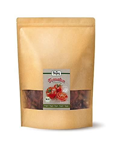 Biojoy BIO-Tomaten-hälften ohne Öl, getrocknet und ungeschwefelt (1 kg)