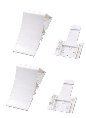 WAMO 2 x Unterlegkeile inkl. 2 x Halter mit TÜV bis 1.600kg