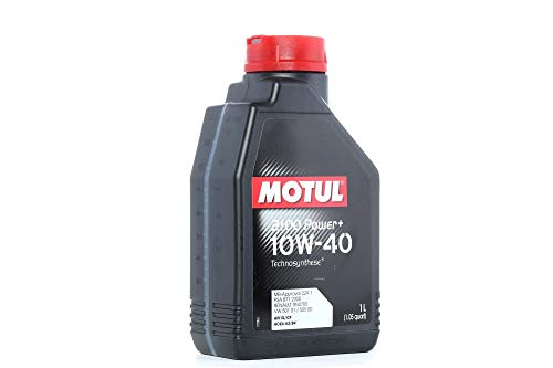 MOTUL Olio 102770 2100 Power Plus 10 W-40, 1 l