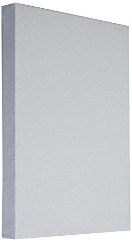 Arte & Arte 7158.0 Telaio con Tela per Pittori, Legno di Abete/Cotone, Bianco, 100x70x3.5 cm, Made in Italy