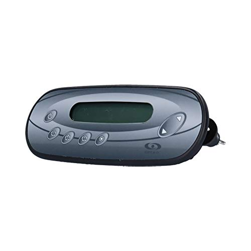 GECKO in.k450 Electronic Keypad 7-Button, LCD, Pump1-Pump2-Pump3, 10