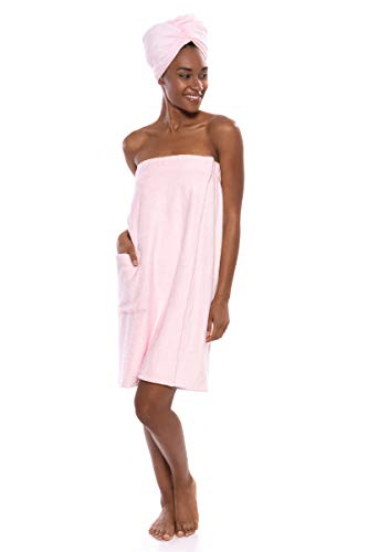 Women's Towel Wrap - Bamboo...