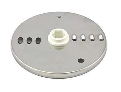 Ronic 4000 RVS schijf, reserveonderdeel voor uw Ronic keukenmachine