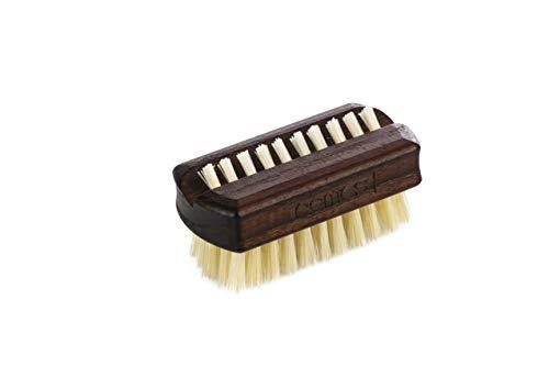 REMOS Brosse de voyage mini avec poils naturels en bois de frêne local