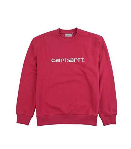 Carhartt - Sudadera WIP - I027092 63 - Rosa, M